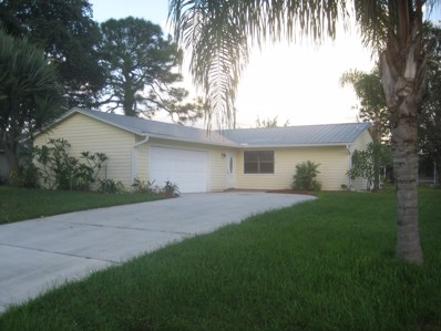 257 SW Starflower Avenue, Port Saint Lucie, FL 34984 - MLS#: RX-10469253