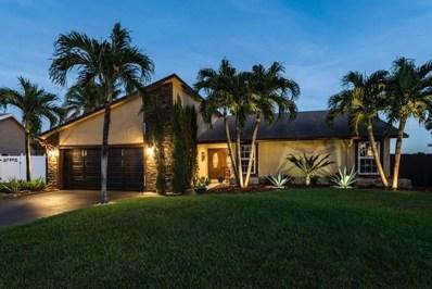 7450 San Clemente Place, Boca Raton, FL 33433 - MLS#: RX-10469255