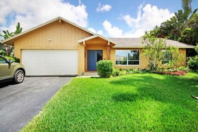 21652 Little Bear Lane, Boca Raton, FL 33428 - MLS#: RX-10469266