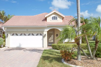 738 SW Aruba Bay, Port Saint Lucie, FL 34986 - MLS#: RX-10469284