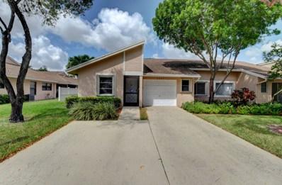 8083 Summerbreeze Lane UNIT C, Boca Raton, FL 33496 - MLS#: RX-10469371