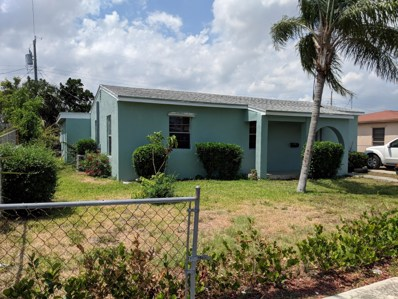 1411 S D Street, Lake Worth, FL 33460 - MLS#: RX-10469445