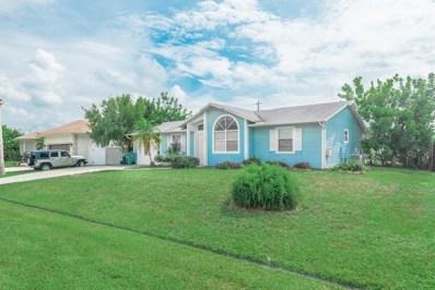 682 SW McCoy Avenue, Port Saint Lucie, FL 34953 - MLS#: RX-10469468