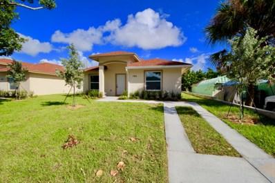 745 Tallapoosa St, West Palm Beach, FL 33401 - MLS#: RX-10469515