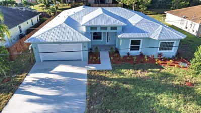 1622 SW Boykin Avenue, Port Saint Lucie, FL 34953 - MLS#: RX-10469546