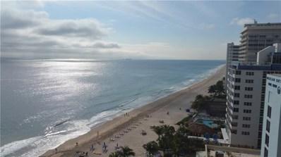 4100 Galt Ocean Drive UNIT 908, Fort Lauderdale, FL 33308 - MLS#: RX-10469551