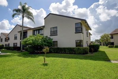 8593 Boca Glades Boulevard W UNIT F, Boca Raton, FL 33434 - MLS#: RX-10469555
