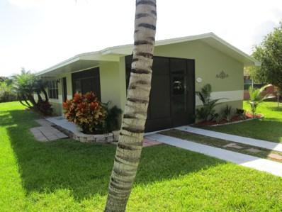 3116 S 23 Street, Fort Pierce, FL 34950 - MLS#: RX-10469569