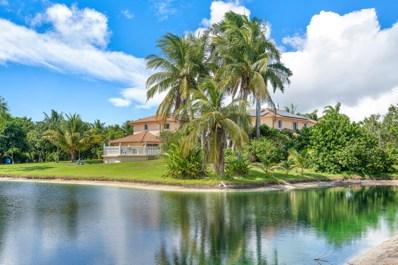 15390 Ocean Breeze Lane, Wellington, FL 33414 - MLS#: RX-10469572