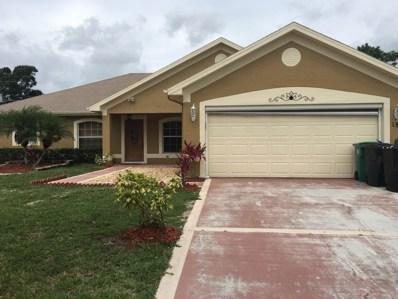1834 SE Aneci Street, Port Saint Lucie, FL 34983 - MLS#: RX-10469616