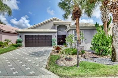 12260 Prairie Dunes Road, Boynton Beach, FL 33437 - MLS#: RX-10469629