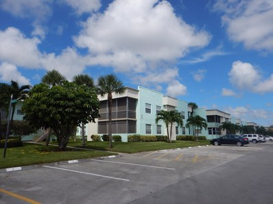 296 Burgundy G, Delray Beach, FL 33484 - MLS#: RX-10469665