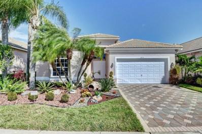 6814 Fairway Lakes Drive, Boynton Beach, FL 33472 - MLS#: RX-10469705