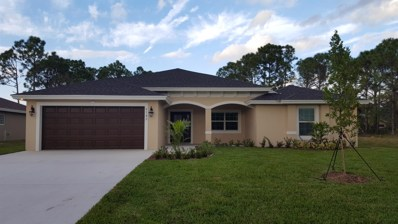 5793 NW Esau Avenue, Port Saint Lucie, FL 34986 - MLS#: RX-10469711