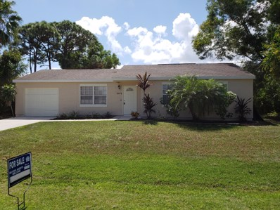 2872 SE Leigh Avenue, Port Saint Lucie, FL 34952 - MLS#: RX-10469712