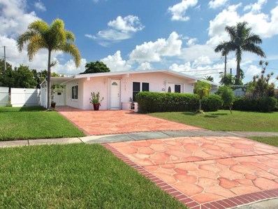 2206 NW 61 Place, Margate, FL 33063 - #: RX-10469732