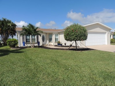 3321 Crabapple Drive, Port Saint Lucie, FL 34952 - MLS#: RX-10469740