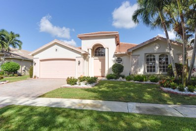 13473 Barcelona Lake Circle, Delray Beach, FL 33446 - MLS#: RX-10469787