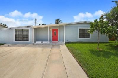 1420 W Pine Street, Lantana, FL 33462 - MLS#: RX-10469788