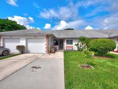 196 Bent Arrow Drive, Jupiter, FL 33458 - MLS#: RX-10469804