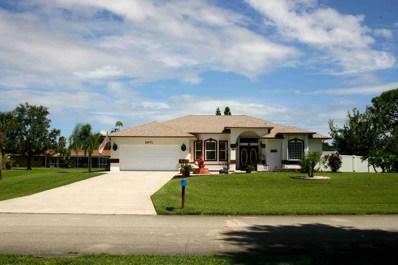 2071 SE Bisbee Street, Port Saint Lucie, FL 34952 - MLS#: RX-10469806