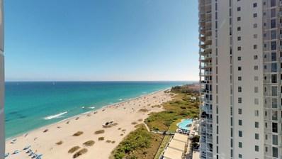 2800 N Ocean Drive UNIT A-19a, Singer Island, FL 33404 - MLS#: RX-10469838