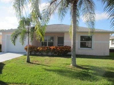 6518 Alheli Court, Fort Pierce, FL 34951 - MLS#: RX-10469852