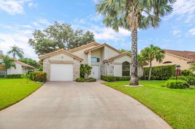 8451 Compass Drive, Boynton Beach, FL 33436 - MLS#: RX-10469878