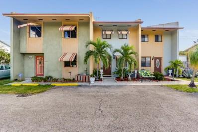3684 Pinehurst Drive UNIT B, Lake Worth, FL 33467 - MLS#: RX-10469906