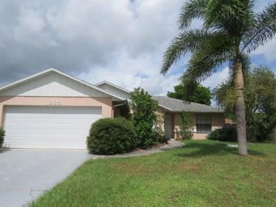 1225 SW San Esteban Avenue, Port Saint Lucie, FL 34953 - MLS#: RX-10469920