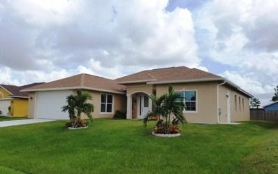 212 SW Elderberry Drive, Port Saint Lucie, FL 34953 - MLS#: RX-10469938