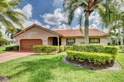 21100 Water Oak Terrace, Boca Raton, FL 33428 - MLS#: RX-10470078