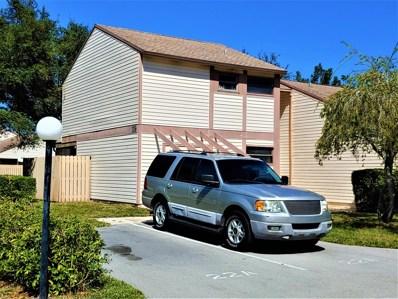 139 Sherwood Circle UNIT 22a, Jupiter, FL 33458 - MLS#: RX-10470085