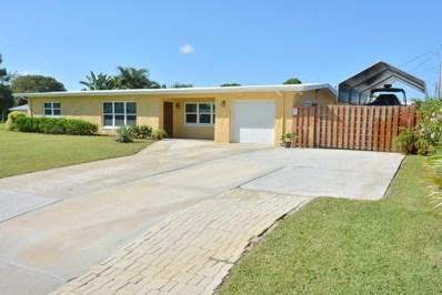 120 Beach Avenue, Port Saint Lucie, FL 34952 - MLS#: RX-10470118