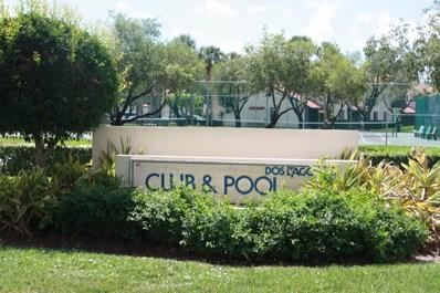 2 Via De Casas Sur UNIT 102, Boynton Beach, FL 33426 - MLS#: RX-10470126