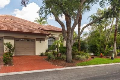 1001 Via Jardin UNIT 1001, Riviera Beach, FL 33418 - MLS#: RX-10470153