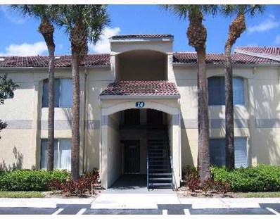815 W Boynton Beach Boulevard UNIT 14-105, Boynton Beach, FL 33426 - MLS#: RX-10470159