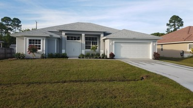 1031 SW Romaine Lane, Port Saint Lucie, FL 34953 - #: RX-10470202