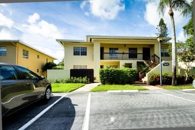 5670 Via Delray Boulevard UNIT B, Delray Beach, FL 33484 - MLS#: RX-10470308