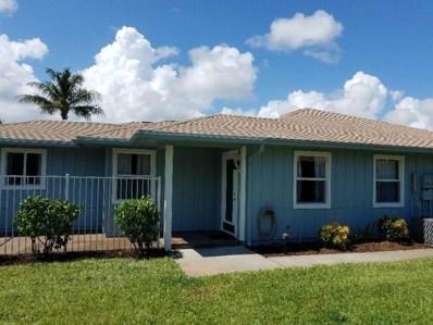 1184 NE Coy Senda, Jensen Beach, FL 34957 - MLS#: RX-10470316