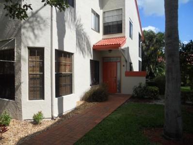 7880 Lexington Club Boulevard UNIT B, Delray Beach, FL 33446 - MLS#: RX-10470358