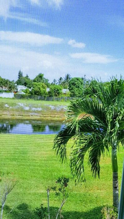 1080 Mahogany Way UNIT 201, Delray Beach, FL 33445 - MLS#: RX-10470419