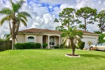 1050 SW Majorca Avenue, Port Saint Lucie, FL 34953 - #: RX-10470436