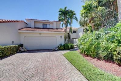 7404 Woodmont Court, Boca Raton, FL 33434 - MLS#: RX-10470479