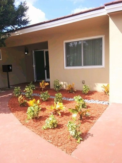 3521 NW 41st Street, Lauderdale Lakes, FL 33309 - MLS#: RX-10470515