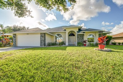 3366 SE East Snow Road, Port Saint Lucie, FL 34953 - MLS#: RX-10470580