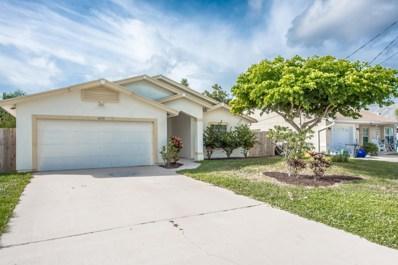 6078 Barbara Street, Jupiter, FL 33458 - MLS#: RX-10470585