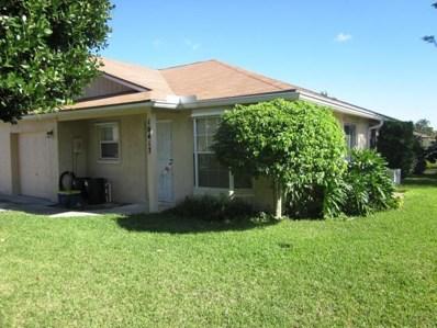 10417 Boynton Place Circle, Boynton Beach, FL 33437 - MLS#: RX-10470593