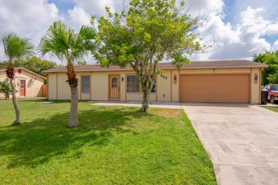 562 SW Violet Avenue, Port Saint Lucie, FL 34983 - MLS#: RX-10470612