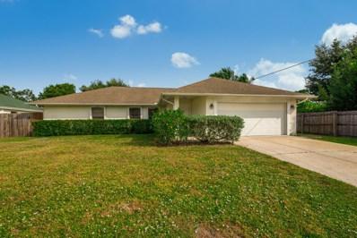 1005 SW Mataro Avenue, Port Saint Lucie, FL 34953 - MLS#: RX-10470632